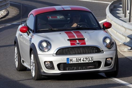 First Drive: 2012 Mini Cooper Coupe featured image large thumb17