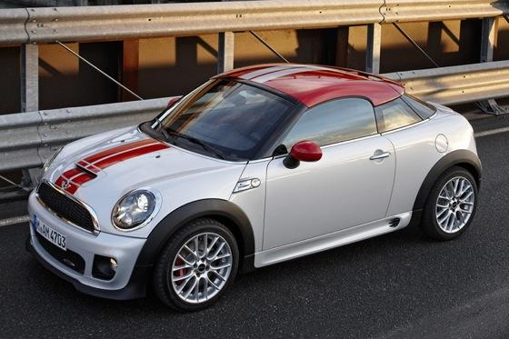 First Drive: 2012 Mini Cooper Coupe featured image large thumb40