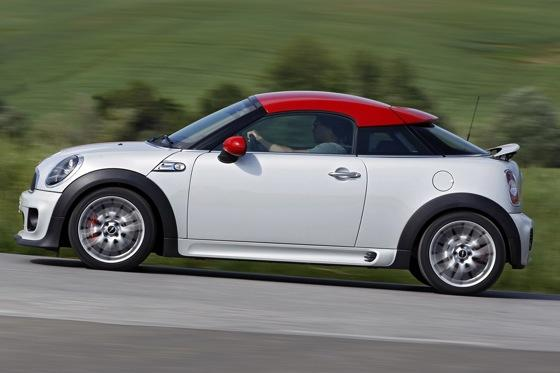 First Drive: 2012 Mini Cooper Coupe featured image large thumb27