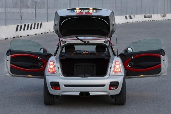 First Drive: 2012 Mini Cooper Coupe featured image large thumb31