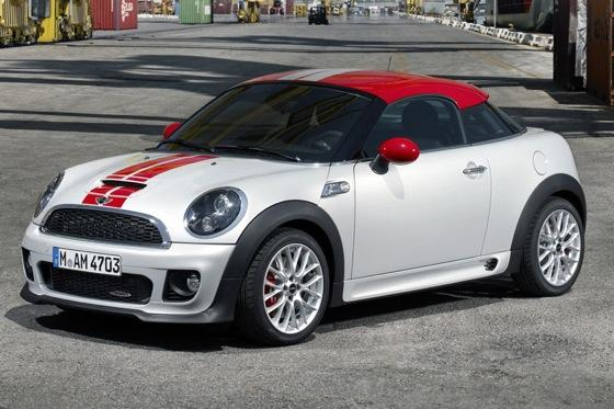 First Drive: 2012 Mini Cooper Coupe featured image large thumb7