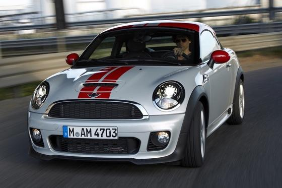 First Drive: 2012 Mini Cooper Coupe featured image large thumb18