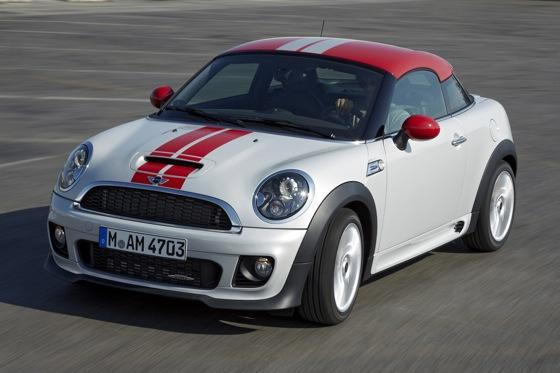 First Drive: 2012 Mini Cooper Coupe featured image large thumb13