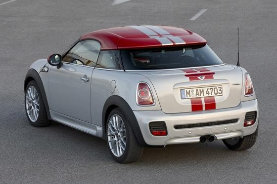 First Drive: 2012 Mini Cooper Coupe featured image large thumb28