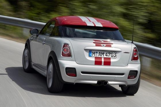 First Drive: 2012 Mini Cooper Coupe featured image large thumb24