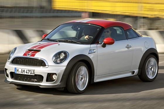 First Drive: 2012 Mini Cooper Coupe featured image large thumb16
