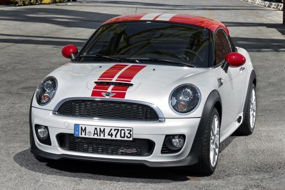 First Drive: 2012 Mini Cooper Coupe featured image large thumb6