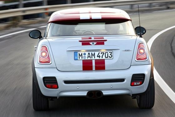 First Drive: 2012 Mini Cooper Coupe featured image large thumb19
