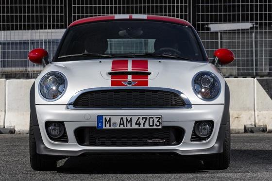 First Drive: 2012 Mini Cooper Coupe featured image large thumb1