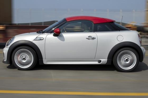 First Drive: 2012 Mini Cooper Coupe featured image large thumb5