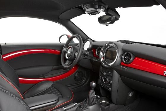 First Drive: 2012 Mini Cooper Coupe featured image large thumb44