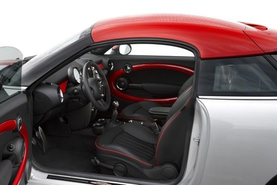 First Drive: 2012 Mini Cooper Coupe featured image large thumb47