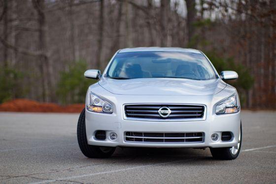 2012 Nissan Maxima: Real-World Test featured image large thumb1