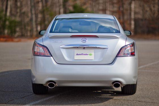 2012 Nissan Maxima: Real-World Test featured image large thumb3