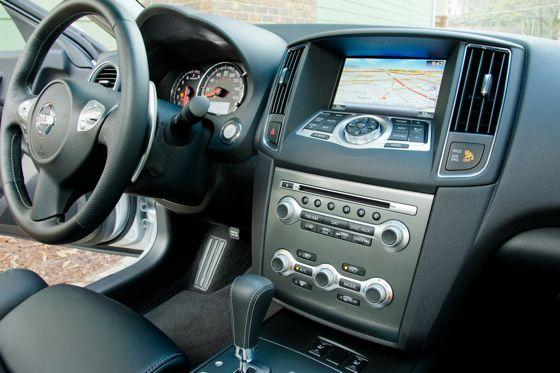 2012 Nissan Maxima: Real-World Test featured image large thumb11