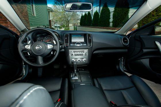 2012 Nissan Maxima: Real-World Test featured image large thumb15