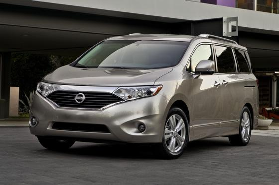 2013 Nissan Quest: New Car Review featured image large thumb0