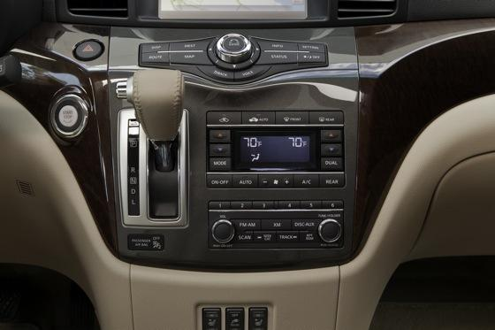 2013 Nissan Quest: New Car Review featured image large thumb10