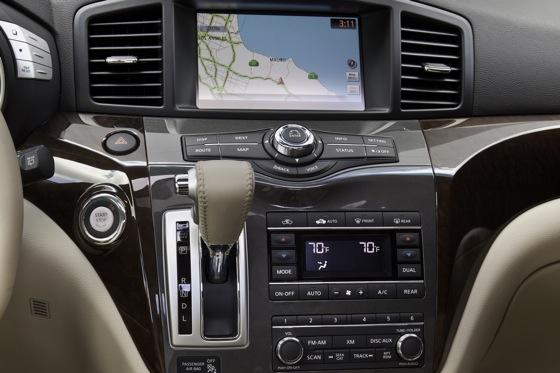 2013 Nissan Quest: New Car Review featured image large thumb11