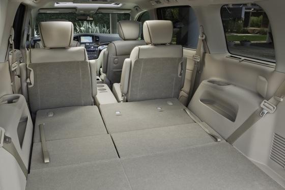 2013 Nissan Quest: New Car Review featured image large thumb15