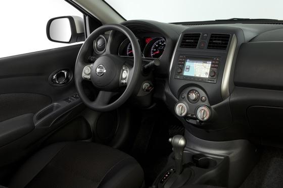 2012 Nissan Versa: First Drive featured image large thumb16