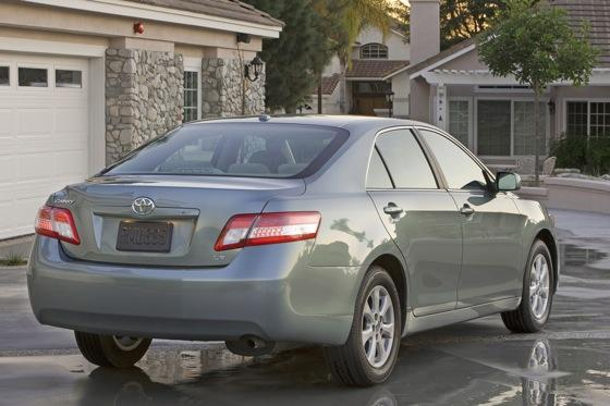 2011 Toyota Camry - New Car Review featured image large thumb2