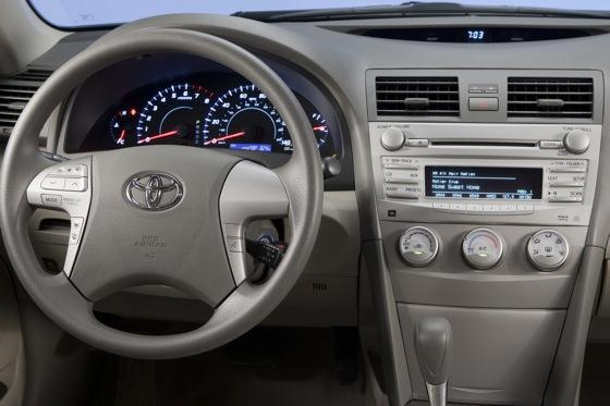 2011 toyota camry new car review autotrader. Black Bedroom Furniture Sets. Home Design Ideas