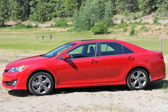 2012 Toyota Camry: First Drive featured image large thumb4
