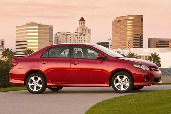 2012 Toyota Corolla: New Car Review featured image large thumb2