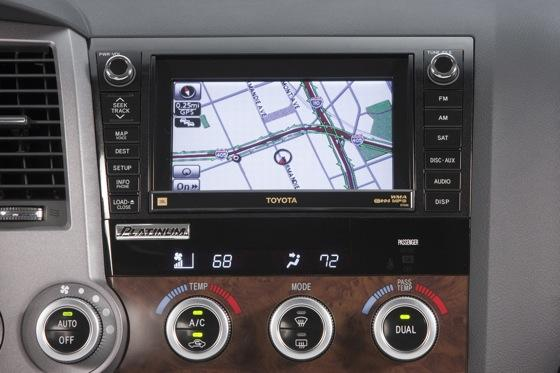 2011 Toyota Tundra - New Car Review featured image large thumb20
