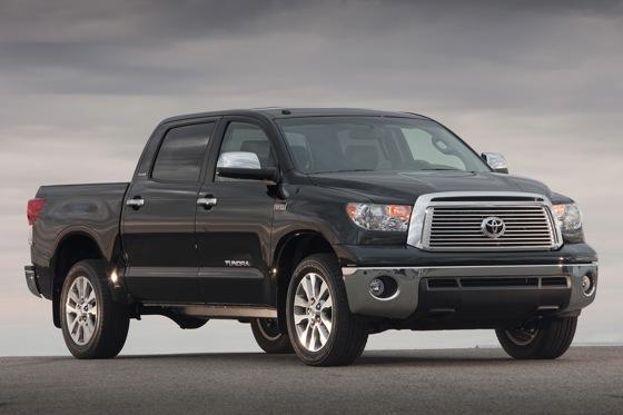 2011 Toyota Tundra - New Car Review featured image large thumb0