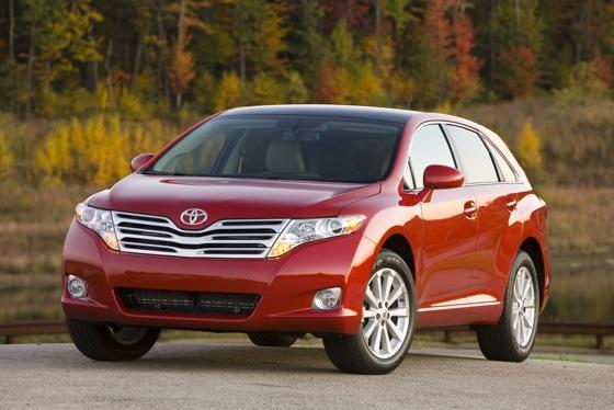 2009-2012 Toyota Venza featured image large thumb0