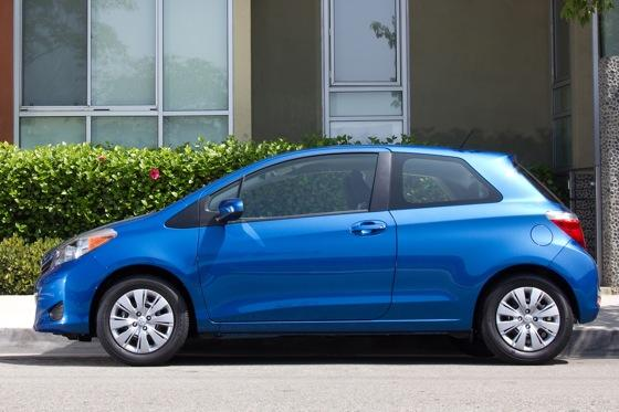 2012 Toyota Yaris SE: Real-World Review featured image large thumb1