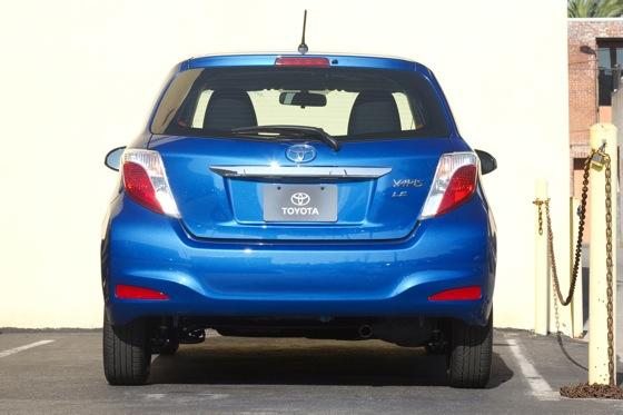 2012 Toyota Yaris: First Drive featured image large thumb5