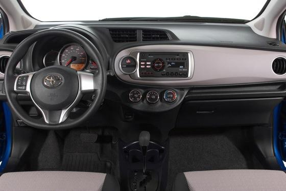 2012 Toyota Yaris SE: Real-World Review featured image large thumb9