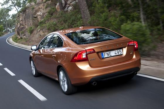 2012 Volvo S60 T5: First Drive featured image large thumb3