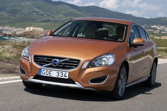 2012 Volvo S60 T5: First Drive featured image large thumb0