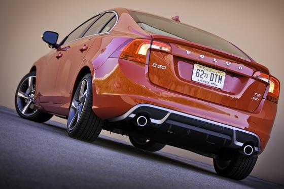 2012 Volvo S60 T6 R-Design - New Car Review featured image large thumb1