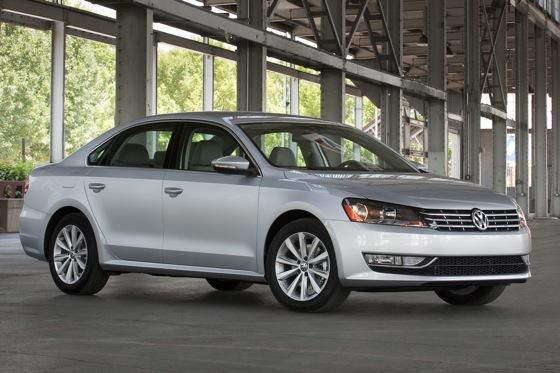 2013 Volkswagen Passat: New Car Review featured image large thumb0