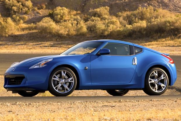 2009 Nissan 370Z: Used Car Review featured image large thumb3