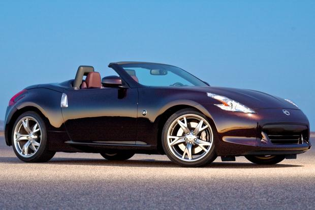 2012 Nissan 370Z: Used Car Review featured image large thumb3
