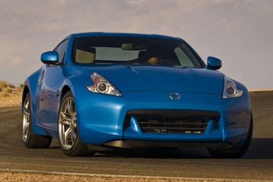 2012 Nissan 370Z: New Car Review featured image large thumb1