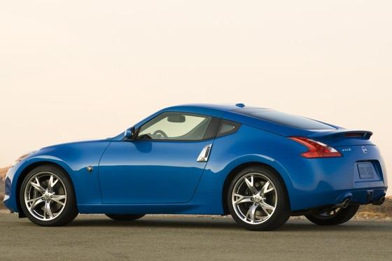 2012 Nissan 370Z: New Car Review featured image large thumb2