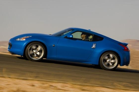 2012 Nissan 370Z: New Car Review featured image large thumb3