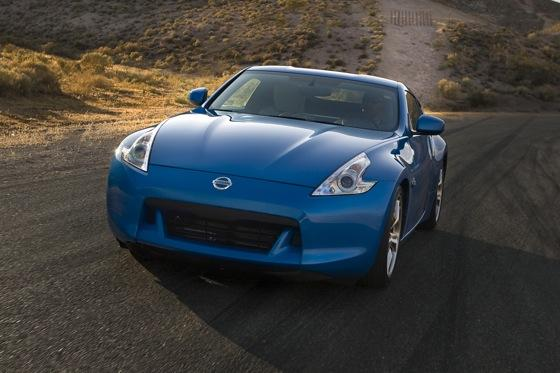 2012 Nissan 370Z: New Car Review featured image large thumb4