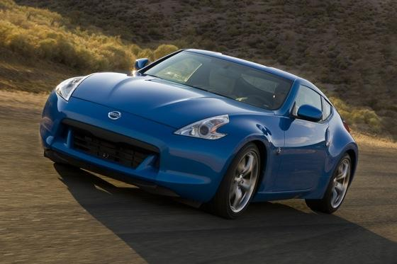 2012 Nissan 370Z: New Car Review featured image large thumb5