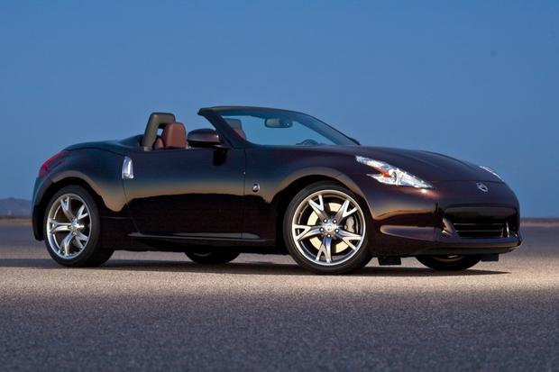 2013 Nissan 370Z: New Car Review