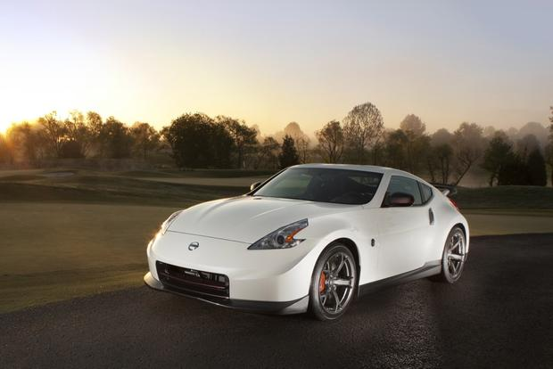 2014 nissan 370z sport package