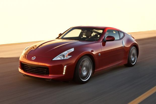 2014 Nissan 370Z: New Car Review featured image large thumb6