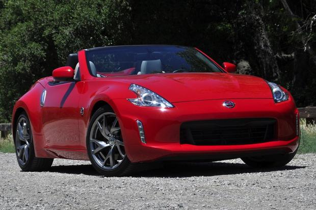 High Quality 2014 Nissan 370Z Roadster: Real World Review Featured Image Large Thumb0